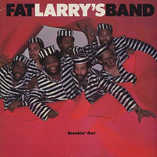 fat larry s band breakin out lp wmot 中古レコード通販 大阪