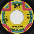 Joe Bataan / Latin Strut c/w Peace, Friendship And Solidarity