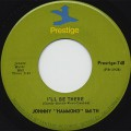 Johnny Hammond / I'll Be There c/w Smokin' Kool