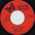 Larry Hart and Hart and Soul / Goin' Up In Smoke c/w Right Now If You Believe