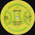Montana / A Dance Fantasy c/w Warp Factor II