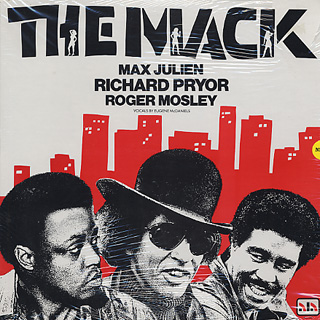 O.S.T.(Alan Silvestri / Eugene McDaniels) / The Mack