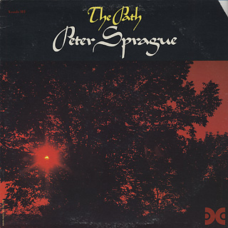 Peter Sprague / The Path front