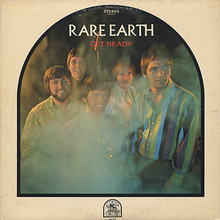 Rare Earth / Get Ready front