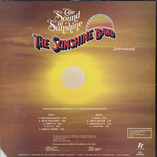 Sunshine Band / The Sound Of Sunshine back