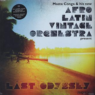Afro Latin Vintage Orchestra / Last Odyssey