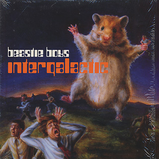 Beastie Boys / Intergalactic