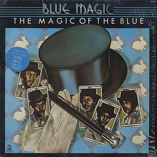 Blue Magic / The Magic Of The Blue