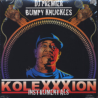 DJ Premier & Bumpy Knuckles / Kolexxxion Instrumentals