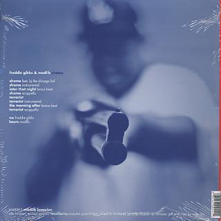 Freddie Gibbs & Madlib / Shame EP back