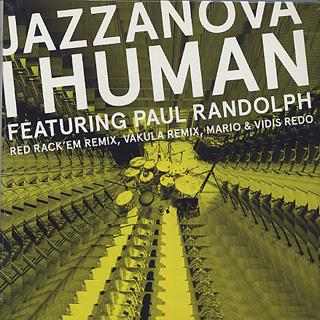 Jazzanova / I Human Feat. Paul Randolph Remix EP 2