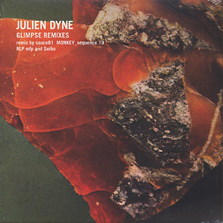 Julien Dyne / Glimpse Remixes front