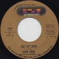 Lloyd Price / They Get Down c/w Trying To Slip