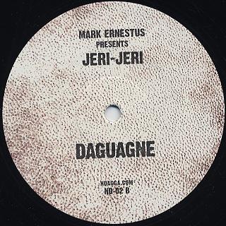 Mark Ernestus Presents / Jeri-Jeri With Mbene Diatta Seck back