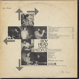 Roy Head / Same People back