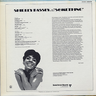 Shirley Bassey / Is Really