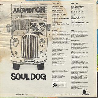 Soul Dog / Movin On back