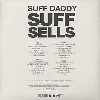 Suff Daddy / Suff Sells back