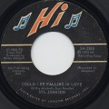 Syl Johnson / Could I Be Falling In Love
