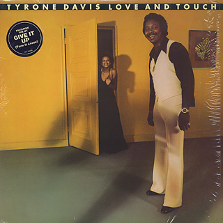 Tyrone Davis / Love And Touch