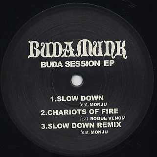 Budamunk / Buda Session EP