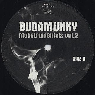 Budamunky / Mnkstrumentals Vol.2