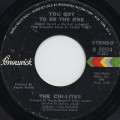 Chi-Lites / You Got To Be The One