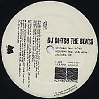 DJ Mitsu The Beats / EP1 back