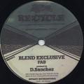 DJ Uppercut / Mob c/w D.Sanchez / Fab