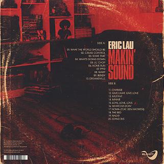 Eric Lau / Makin' Sound back
