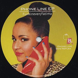 Funkineven & Fatima / Phoneline back