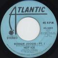 Hot Ice / Boogie Joogie (Pt.1)