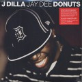 J Dilla (Jay Dee) / Donuts (Smile Cover)