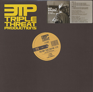 J-Live / The Way That I Rhyme