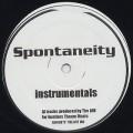 K-Otix / Spontaneity Instrumentals