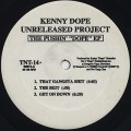"Kenny Dope / The Pushin' ""Dope"" EP"