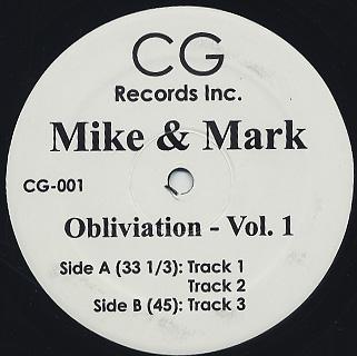 Mike & Mark / Obliviation Vol.1