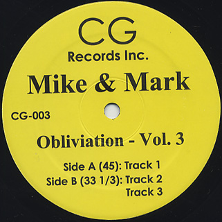 Mike & Mark / Obliviation Vol.3