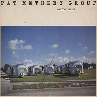 pat metheny american garage lp ecm 中古レコード通販 大阪 root records jazz