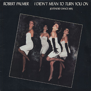 Robert Palmer / I Didn't Mean To Turn You On