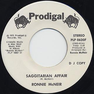 Ronnie McNeir / Sagittarian Affair