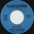 Shirley And Company / Disco Shirley c/w Keep On Rolling On