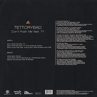 Tettorybad / Don't Push Me back