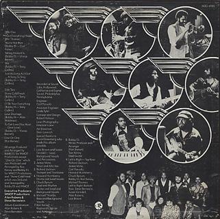 Ultimate Musical Experience / T.U.M.E. back
