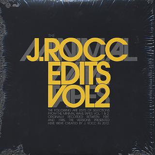 J Rocc / Minimal Wave Edits Vol. TWO
