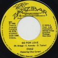 Chaz / Go For Love