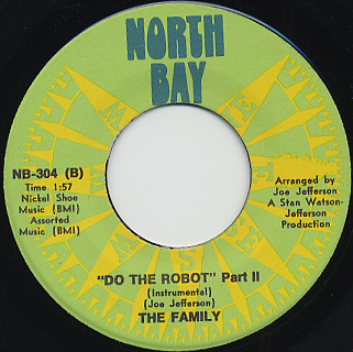 Family / Do The Robot back