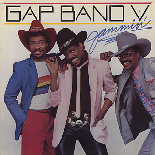 Gap Band / V - Jammin'