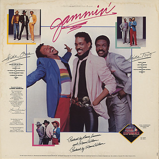 Gap Band / V - Jammin' back