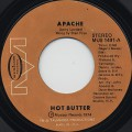 Hot Butter / Apache c/w Pipline